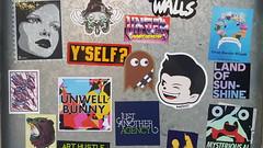 Rone, Y'Self?, Mysterious Al, UnwellBunny Calm, Ling, Facetr, Jack Douglas, D.Sunshine, Adi & BoyWolf... (colourourcity) Tags: melbourne melbournestreetart melbournegraffiti streetartmelbourne streetartmelbounre streetartnow streetartaustralia streetart graffiti colourourcity burncity awesome nofilters adi boywolf justanotheragency bsidegallery facter rone efc everfresh yself unwellbunny jackdouglas calm mysteriousal stickerart stickers landofsunshine