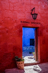 Monasterio de Santa Catalina (Roberto Bendini) Tags: aerequipa 2019 canon sud america santa catalina convent colonial spanish perú south