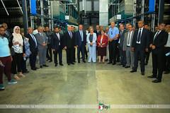Inauguration de l'Unité de Teinture de Fil Indigo (tayalspa) Tags: mdipi ministre industrie mines algérie tayal textile
