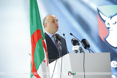 M. Tunçay Dinç (tayalspa) Tags: mdipi ministre industrie mines algérie tayal textile