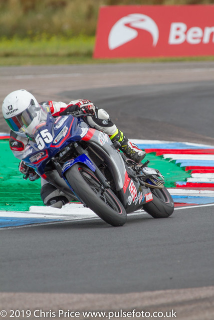 Dickies Juior Supersport Thruxton 2019