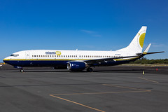 Miami Air International Boeing 737-8Q8 (N739MA) (Yoshioka_Photography) Tags: miami miamiair n739ma 737800 boeing737 boeing737800 honolulu hnl phnl