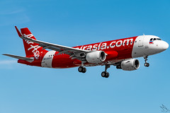 Philippines AirAsia - Airbus A320-216 / RP-C8948 @ Manila (Miguel Cenon) Tags: airasia airasia320 airasiaph airasiaa320 airplane airplanespotting apegroup appgroup airport airbus airbusa320 a320 ppsg planespotting philippines manila nikon naia rpll d3300 narrowbody twin twinengine sky fly flying wings cockpit jet aircraft grass city building skyscraper road rpc8948