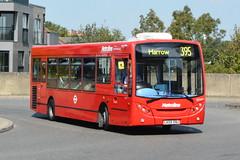 LK09 ENJ (DE997) Metroline London (hotspur_star) Tags: londontransport londonbuses londonbus londonbuses2019 alexanderdennisltd enviro200 tfl transportforlondon busscene2019 singledeck metrolinelondon lk09enj de997 395