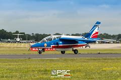DFC_8847 (conversigphotopress) Tags: riat2019 airshow airtattoo raffairford landing patrouilledefrance alphajete dassaultdornier arméedelair