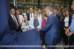 Unité de Tissage de Jeans (tayalspa) Tags: mdipi ministre industrie mines algérie tayal textile