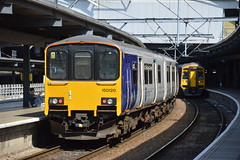150120, Leeds (JH Stokes) Tags: 150120 class150 northernrail leeds dmu dieselmultipleunits trains trainspotting tracks transport railways photography publictransport