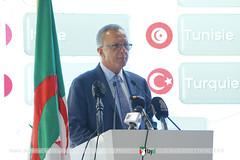 M. Mesut Toprak (tayalspa) Tags: mdipi ministre industrie mines algérie tayal textile