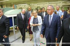 Unité de Filature (tayalspa) Tags: mdipi ministre industrie mines algérie tayal textile