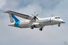 AirSwift - ATR 72-212A(600) / RP-C7202 @ Manila (Miguel Cenon) Tags: atrairplanes atr atr72 airswift airplanespotting airplane apegroup appgroup airport rpll ppsg planespotting philippines manila nikon naia d3300 turboprop narrowbody wings narrowbodyjet twinengine fly flying rpc7202