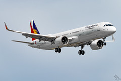 Philippine Airlines - Airbus A321-271N / RP-C9932 @ Manila (Miguel Cenon) Tags: pal pr pala320 pala321 pra321 pra320 airbus airbusa321 a321 airbusa320 airplanespotting airplane appgroup apegroup airport manila naia d3300 philippines planespotting ppsg nikon aircraft jet lines field rpll plane philippineairlines narrowbody sky window pal321neo pal321n airbusa320neo airbusa321neo a320n a321neo rpc9932