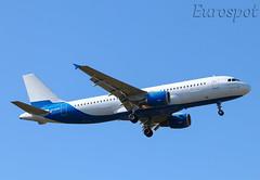 EK-32008 Airbus A320 Atlantis European (@Eurospot) Tags: ek32008 airbus a320 atlantiseuropean toulouse blagnac