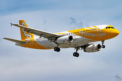 Scoot - Airbus A320-232 / 9V-TAZ @ Manila (Miguel Cenon) Tags: scoot scoota320 tgwa320 rpll airplanespotting airplane apegroup appgroup airport airbus aircraft planespotting ppsg philippines plane airbusa320 a320 manila nikon naia narrowbody d3300 twinengine aviation wings wing window wheel winglet 9vtaz