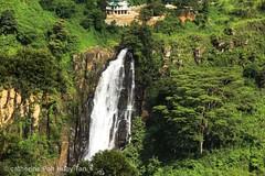 Waterfall, Kandy, Sri Lanka