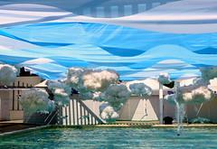 Instalación 2 (camus agp) Tags: estanque instalación decoración mercadillo marbella españa agua