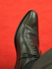 At a wedding 6 (Adam11051983) Tags: black derby dress footwear formal lace leather men mens shoe shoes