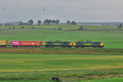 Photo of 86609 + 86639 Carstairs South Junction