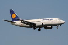 D-ABIS (PlanePixNase) Tags: frankfurt fra eddf airport aircraft planespotting lufthansa 737 737500 b735 boeing