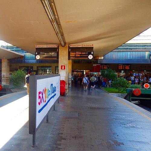 フィレンツェ・サンタ・マリア・ノヴェッラ駅 Stazione di Santa Maria Novella,SMN