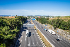 Cómo hemos cambiado (SantiMB.Photos) Tags: 2blog españa primavera geotagged spring highway autopista fields campos gallecs cataluna vallès ap7 mollet molletdelvalles 2ig 2tumblr geo:lat=4154589818 geo:lon=219589147 vallèsoriental