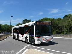HEULIEZ BUS GX 337 - 9504 - Transdev Urbain Bassin d'Arcachon (Clément Quantin) Tags: bus autobus standard urbain ligne heuliez heuliezbus gx gx337 €6 9504 dx136pc transdev bassin arcachon transdevurbainbassindarcachon groupe groupetransdev réseau baia communautédagglomération cobas bassindarcachon