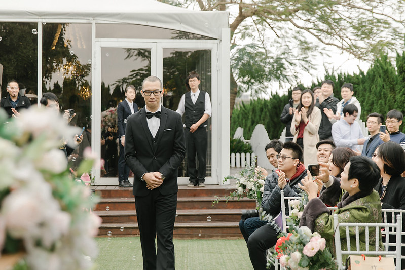  婚禮攝影 健峰&畹筠 桃園青青風車莊園
