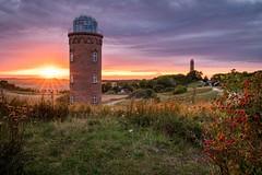 Stille (Lightcatcha) Tags: rügen meer küste lightcatcha himmel sun sonne sunset sonnenuntergang leuchtturm lighthouse sea baltik germany deutschland a7rii sony ostsee abend stille