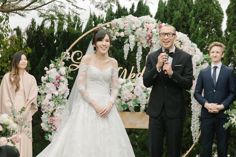 |婚禮攝影|健峰&畹筠 桃園青青風車莊園