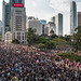 20190908 Hong Kong Protesters Flood Streets to Call for U.S. Support