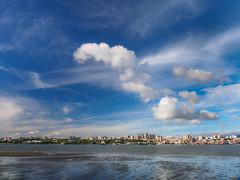 Bali Left Bank (h329) Tags: bali newtaipeicity mzuiko12100mm balileftbankpark sky cloud taiwan 台灣 omd 八里左岸 八里 淡水河 em5 m34 新北市
