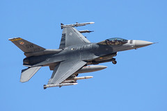 91-0369 (Ian.Older) Tags: 910369 shaw air force base nellis nevada f16c viper fighting falcon red flag usaf military jet fighter aircraft aviation 79th squadron tiger 20th wing