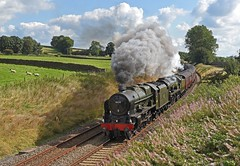 Last Waverley of 2019 (garstangpost.t21) Tags: 46115 35018 waverley longpreston steam flickrunitedaward