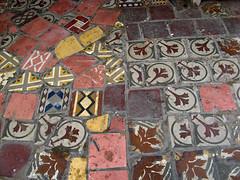 Floor tiles- in Barranco - Lima, Perú (Lewitus) Tags: barranco lima perú tiles floor colors