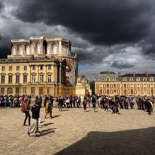 #Versailles #chateaudeversailles