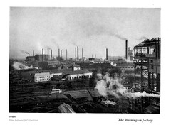 ICI - a short account of the activities of the company, 1929 - Winnington Works, Cheshire (mikeyashworth) Tags: ici imperialchemicalindustries 1929 hoppé eohoppé photograph northwich cheshire brunnermond salt saltindustry alkali chemicalindustry chemicalplant chimney industrialarchitecture industriallandscape winnington winningtonworks
