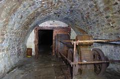Ventilation plant by the blast doors (gcat79) Tags: abandoned urbex urbanexploration derelict disused airraidshelter scotland