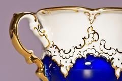 Meissen Tasse Cup B-Form (Max Wappler) Tags: meissen porcelain cup macro d7500 sigma105 bform tasse porzellan 105mm