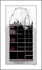 Rack (Badenfocus_1.500.000+ views_Thanks) Tags: badenfocus hannover fujifilmx20 rosebuschverlassenschaften breuste sammlung ausstellung exhibition ahlem collection art kunst