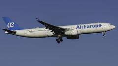EC-MHL_JFK_Landing_22L (MAB757200) Tags: aireuropa aircraft airplane airlines airport airbus jetliner jfk kjfk landing runway22l