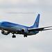 TUIfly GmbH D-ATUJ Boeing 737-8K5 Split Scimitar Winglets cn/39923-4001 @ EDDF / FRA 25-05-2019