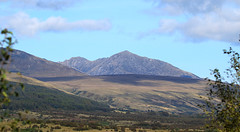 Goat Fell on Arran (874m) (Dave Russell (1.5 million views thanks)) Tags: mountain west nature canon landscape island photography eos scotland clyde photo scenery view outdoor goat scene photograph valley 7d western land vista scape isle fell arran ecosse oblong shiskin eos7d
