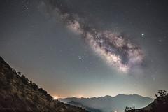 Light Night (samal photography) Tags: highway milkyway longexposure night landscape mountain amazing astro lights beautiful photography canon kurdistan halgurd