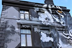 gray windows (Artee62) Tags: canon eos 7d hackney carnival people