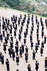 The Tibetan School in Sonada (Dare to share) Tags: india westbengal sonada darjeeling asia tibetan himalaya school pupils children many jonasthoren