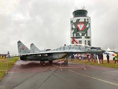 Mikojan-Gurewitsch Mig-29 Fulcrum (toptag) Tags: loxz zeltweg airpower airshow mig29 mig