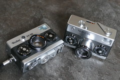 Rollei 35 (rainer.marx) Tags: rollei rollei35 se kleinbild 35mm film analog tessar sonar fz1000 leica panasonic lumix