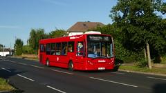 A Change For The Area (londonbusexplorer) Tags: metroline west adl enviro 200 de1152 lk11cwf h13 ruislip lido northwood hills st vincents tfl london buses