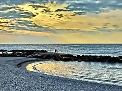 Goodbye! (Ultreya Photo) Tags: love goodbye france hdr hdrart happy cielo mare paesaggio story summer vacanze ciao