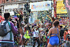 raining colours (Artee62) Tags: canon eos 7d hackney carnival people