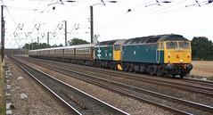 Yorkshire Coast Statesman (paul_braybrook) Tags: yorkshirecoaststatesman york diesel railway trains railtour northyorkshire charter eastcoastmainline copmanthorpe class47